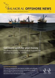 BOE News issue 8 - Balmoral Group