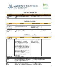 15/07/2013 – segunda-feira 16/07/2013 – terça-feira 17/07/2013