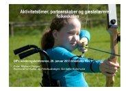(Microsoft PowerPoint - Gentofte Kommune Aktivitetstimer ...