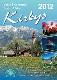 2012 - Kirbys Coaches