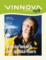 innehåll #2· 2006 - Vinnova