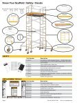 Sectional and Utility Scaffold Catalog - Bil-Jax - Page 2