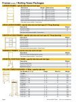 Sectional and Utility Scaffold Catalog - Bil-Jax - Page 4