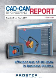 Efficient Use of 3D-Data in Business Process - PDF Generator 3D ...