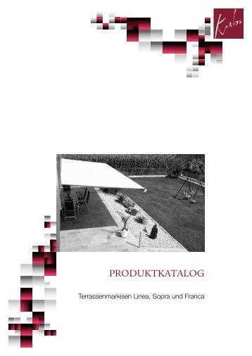 Produktblatt Linea einsehen und herunterladen. - Rolf Krebs GmbH
