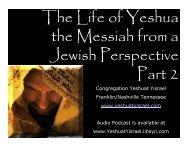 Matthew 1:1 - Congregation Yeshuat Yisrael