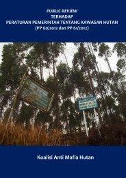 Public Review terhadap Peraturan Pemerintah tentang ... - Elsam