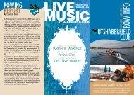 Newsletter November 2009 - UTS Union