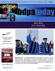 bdpatoday | May 2013