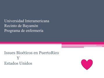Universidad Interamericana Recinto de Bayamón Programa de ...