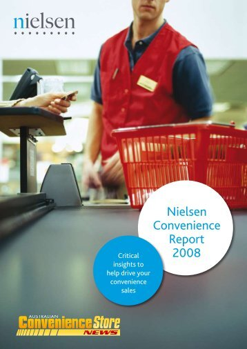 Nielsen Convenience Report 2008 - Convenience and Impulse ...