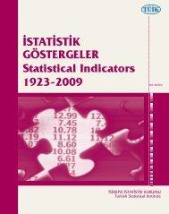 Türkiye İstatistik Göstergeler - Türkiye İstatistik Kurumu