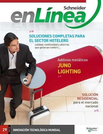 JUNO lightiNg - Schneider Electric
