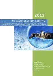 tarımsal su yönetimi - Nevşehir Üniversitesi