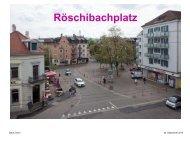 Folie 1 - Stadt Zürich