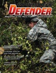 2012 Q1 - West Virginia Army National Guard - U.S. Army