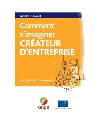S'imaginer créateur d'entreprise - Carrefour Emploi