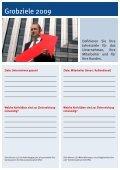Planungshilfe für Ihre Ziele 2009 (als PDF-Datei) - Steffen Ritter - Blog - Page 5