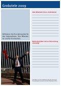 Planungshilfe für Ihre Ziele 2009 (als PDF-Datei) - Steffen Ritter - Blog - Page 6