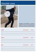 Planungshilfe für Ihre Ziele 2009 (als PDF-Datei) - Steffen Ritter - Blog - Page 7