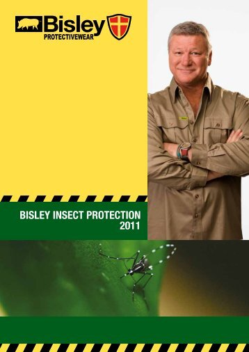 BISLEY INSECT PROTECTION 2011 - Westernex