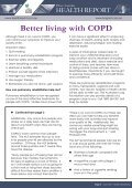 Pfizer Australia Health Report - Healthy Breathing - Lung Foundation - Page 5