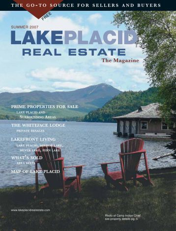 lake placid - USAMLS.net