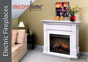 Electric Fireplaces - Pivot Stove & Heating