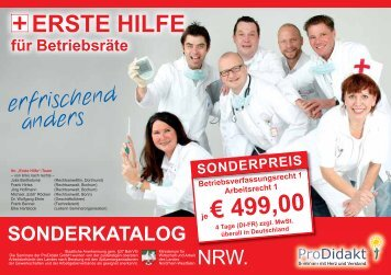 Sonderpreis - ProDidakt