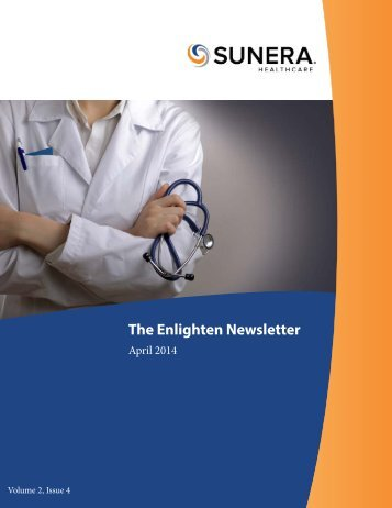 Sunera-Healthcare-April-2014-Newsletter