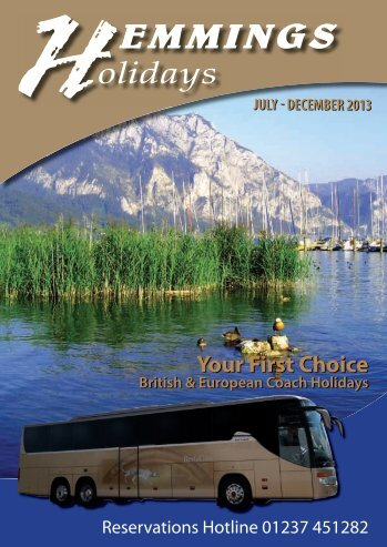 to download the July - December 2013 - Hemmings Coaches
