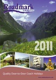 Roadmark Reservations 01903 741233 - Roadmark Travel Limited