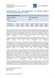 EDEKA PDF 130212 - Euler Hermes Rating Deutschland GmbH