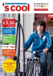 € 5,50 - Technopolis