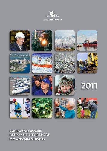 CSR 2011