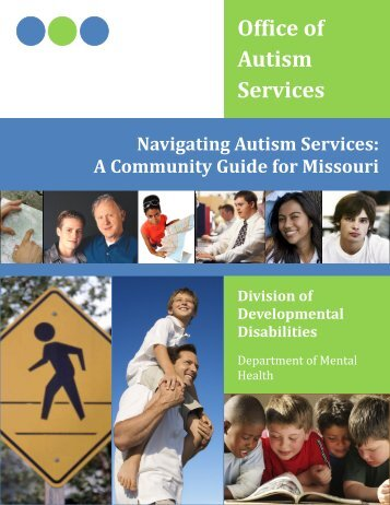 Navigating Autism Services - Missouri Department of Mental Health