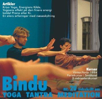 Untitled - Skandinavisk yoga- og meditasjonsskole i Bergen