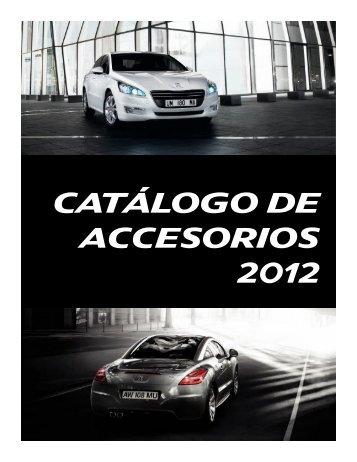 Anexo 2 Bolet°n DPS 05-12 Cat†logo Accesorios 2012 con PVP - 308