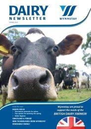 Dairy_Newsletter_Spring_2014