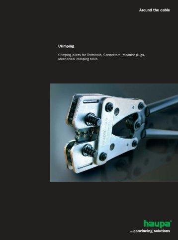 Crimping Pliers - Surgetek