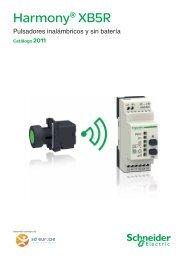 Catálogo XB5R - Schneider Electric