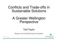 Presentation by Ted Taylor