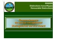 Presentation - Association des Surintendants de Golf du Québec