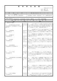 教 授 塩谷 香 - 東京成徳大学