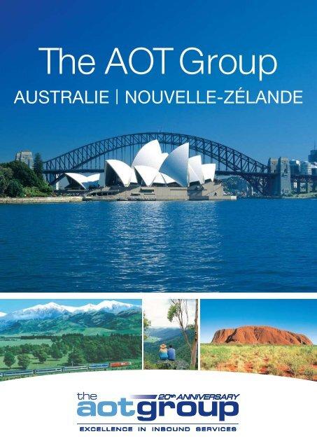 AUSTRALIE NOUVELLE-ZÉLANDE - AOT Online