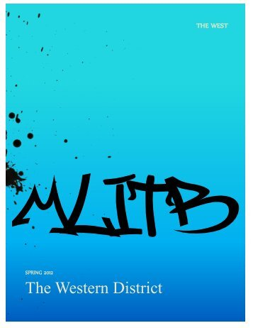 Western District Spring Packet 2012