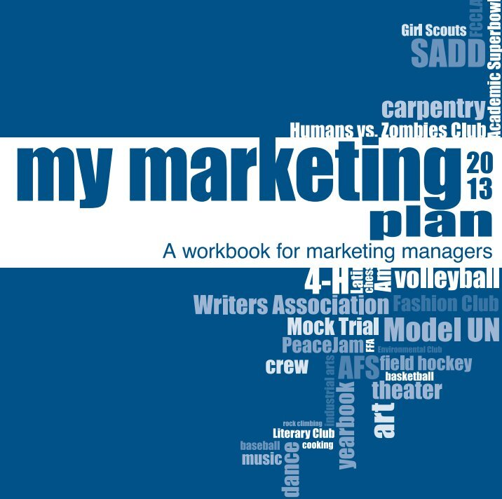 my maketing plan Your marketing plan is an essential part of your overall business plan find out what to include and how to develop each section of your marketing plan.
