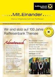 Mit.Einander RB Thiersee - Tirol