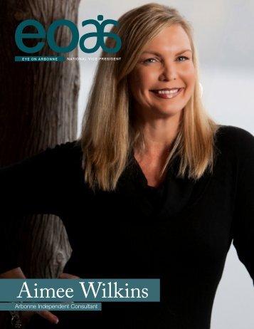Aimee Wilkins - Arbonne
