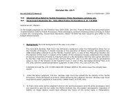 Circular No. 23-T - Department Of Sales Tax